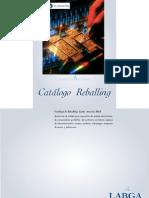 catálogo de reballing 2015