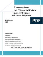 Final - - Macro Economics Project.