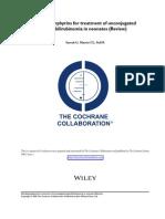 Cochrane-Metaloporfirinas TTO 2003