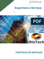 PORTFÓLIO RIOTECH 2015 Engenharia Inspeção Vistoria Rj Obra Reforço Estrutural Rio de Janeiro