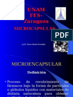 Microcapsulas