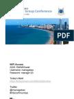 ManageBac User Group Conference Mumbai 2017 - Company Updates