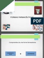 Formas Farmacu00EAuticas 1