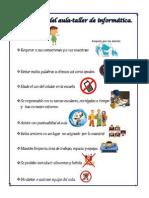 Reglamento de Informatica