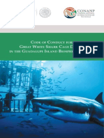 Code of Conduct for Great White Shark RBIG