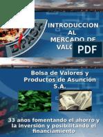 Bolsa de valores Paraguay