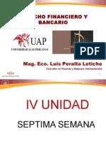 El Derecho y el Sistema Bancario Peruano PERALTA