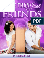More Than Just Friends by Rebecca Mercy