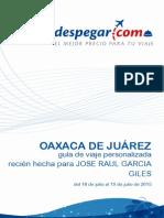 Info Oaxaca