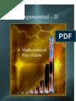 Exponential Mathematics 2 - J-curves