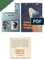 Hommage Au Dr Vélikovsky Du Reader Disgest en Mars 1976 - Mondes en Collision