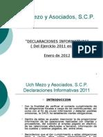 Curso Dec Informativas 2012