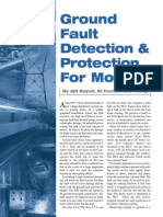 Ground Fault Detection