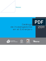 Atlas de la Ciencia mexicana