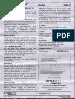 Guaphan Dm Syrup Patient Information Leaflet