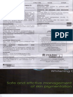 Riaxine Syrup Patient Information Leaflet