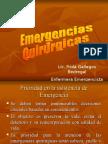 Emergencias Quirúrgicas