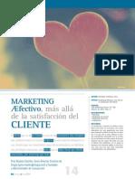 Marketing Efectivo Mas Allá de la satisfacción del cliente .