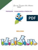 Sintesis Tercer Periodo Biologia de Octavo