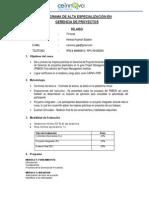 Gdp Silabo - Presencial