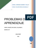 Modulo IV (Problemas de Aprendizaje) PROGRAMA DE REHABILITACIÓN DE DISLEXIA AUDITIVA