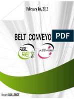 Belt Conveyors - RBL