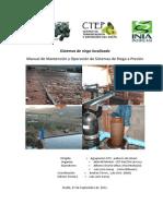 Manual Mantencion y Operacion de Equipos de Riego270911