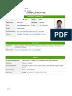 Jul 2015 CV AST CAO Quang Binh Ruby Dev