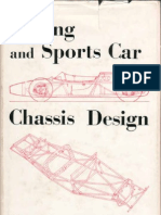 Racing Sports Car Chassis Design - 0837602963