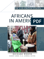 Africans Immigrants (2004)
