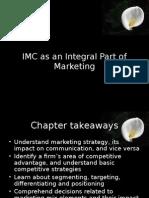 Positioning in IMC