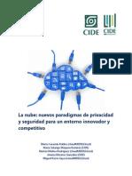 Legislaciones de computo en la nube en mexico