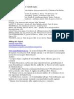 Recomendaciones bibliograficas Tomás de Aquino