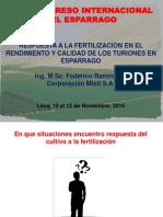 19Federico Ramirez Respuesta de La Fertilizacion en Esparrago