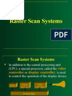 raster scan system and random scan system.ppt