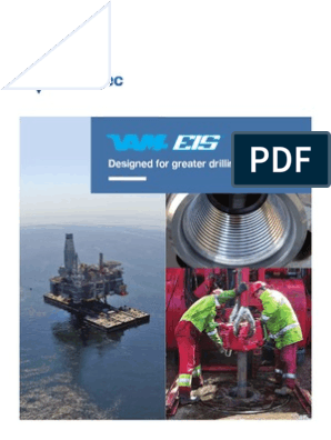 VAM EIS Connection Brochure | Oil Well | Drill
