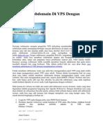Membuat Subdomain Di VPS Dengan Webmin