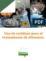 Uso de Residuos Para El Tratamiento de Efluentes