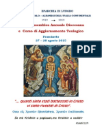 Invito Programma Assemblea Diocesana 2015