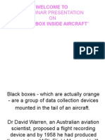 22599680 Black Box Inside Aircraft