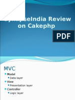 SynapseIndia Review on Cakephp