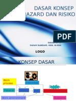 Higiene Perusahaan 03 Konsep Hazard Dan Risiko Dalam Industri