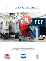 BG01 V1 Guidance on Safe Operation of Boilers - October2011