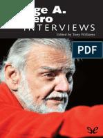 George a. Romero_ Interviews - Tony Williams