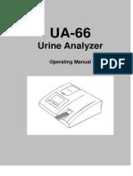 UA-66 Operation Manual