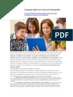 Diez Beneficios Del Lenguaje Digital en La Educación (TICs)