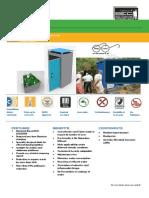 Bec Bio-Toilet Brochure