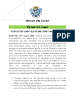 Press release on trade effluent.pdf