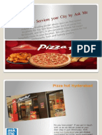 Pizza Hut Online Services Your City by Ask Me