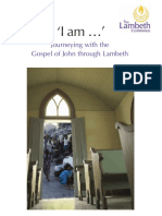 Lambeth Bible Study - 'I Am'